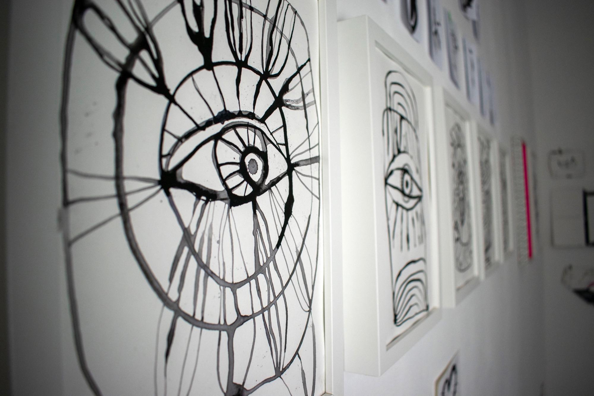 Ausstellung in Neukoelln